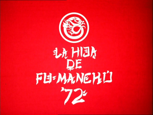 la hija de fu-manchú '72